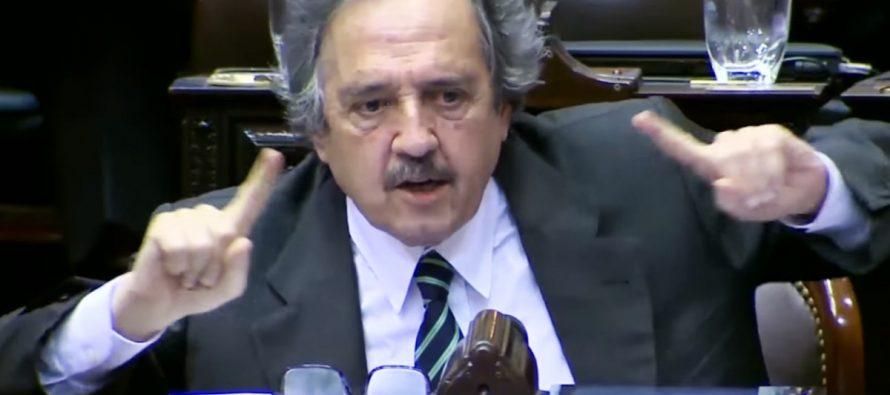 Llega este viernes el doctor Ricardo Alfonsín