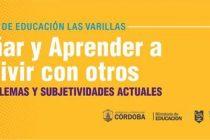 Hay inscripciones de provincias patagónicas para el II Congreso de Educación Las Varillas