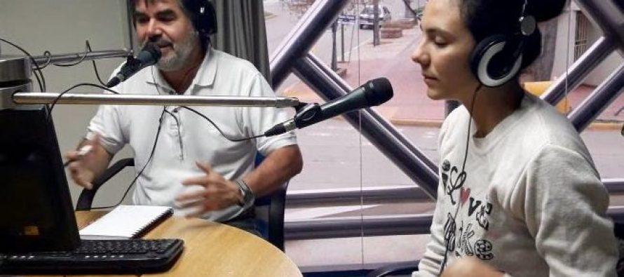 """Sofía Levrino: """"Pude vivir una experiencia única y muy gratificante"""""""