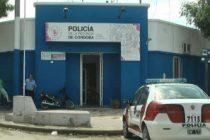 Identificaron al sujeto que rompió un vidrio en Autoservicio Miguelito