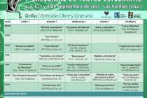 Amplia participación para el Primer Encuentro de Teatro Estudiantil Las Varillas
