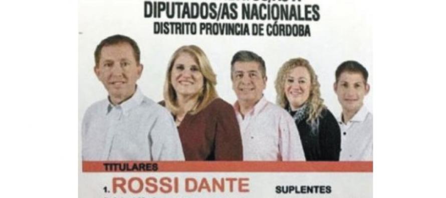 Dante Rossi dijo estar convencido de que será diputado nacional
