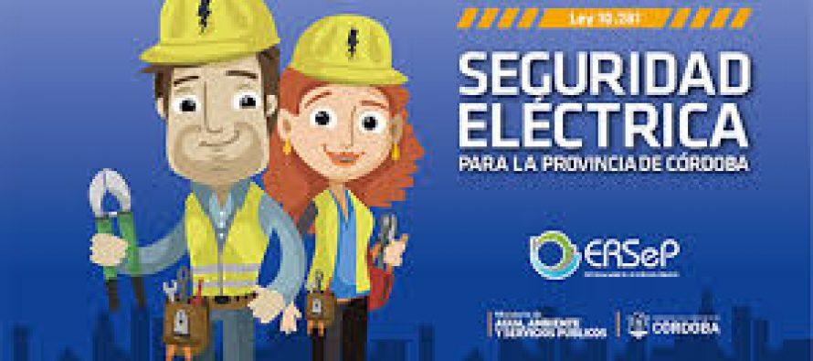 Suspenden la entrada en vigencia de la ley de seguridad eléctrica