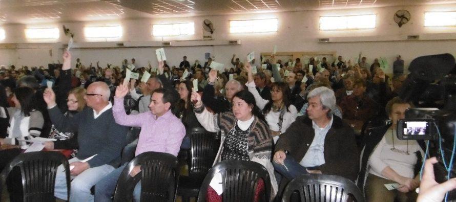 La Asamblea Cooperativa aprobó una donación para Aneley, la remuneración a Consejeros y rechazó el balance de la gestión Amarilla