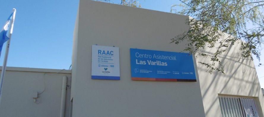 Inauguraron Centro Asistencial Para Adicciones Las Varillas