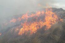 Cesó el Alerta de Fuego y los bomberos regresan a sus cuarteles