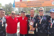Bomberos de Las Varillas ganaron las Olimpíadas de la especialidad y representarán a Córdoba en el Nacional