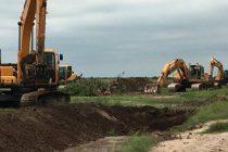 Vendrán funcionarios nacionales a inaugurar los trabajos de ensanchamiento del Canal San Antonio