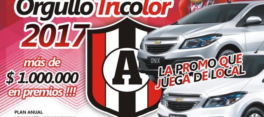 """Nuevos ganadores en la promoción """"Orgullo Tricolor"""""""