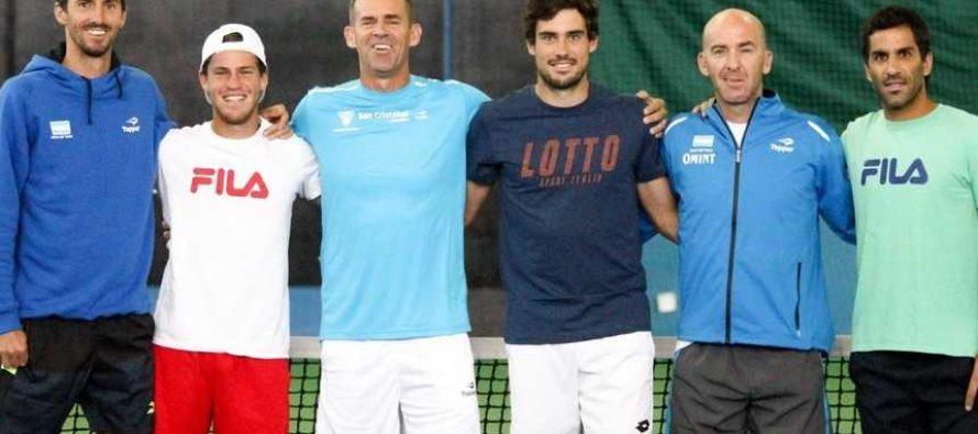 Copa Davis: Puesta a punto en la Central, por Fernando Movalli