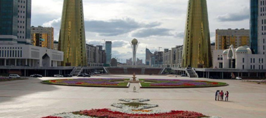 Diario de Viaje. Astana, el símbolo del Nuevo Orden Mundial, por FM