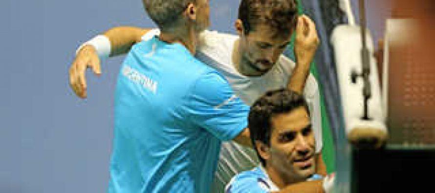 Copa Davis: a un paso del abismo. Por Fernando Movalli