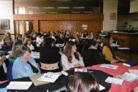 Reunión de directivos de establecimientos educativos