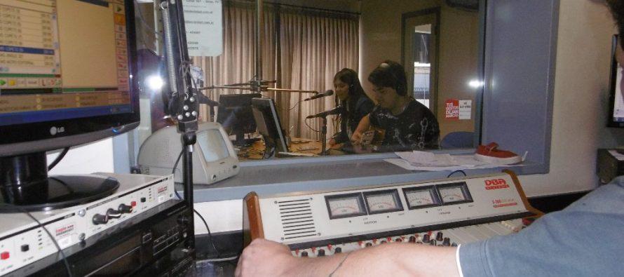 Kadima en vivo en FM Identidad