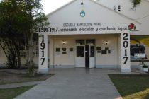 Celebraron los 100 años de la Escuela Bartolomé Mitre