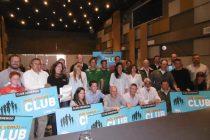 Entregaron subsidios a clubes locales