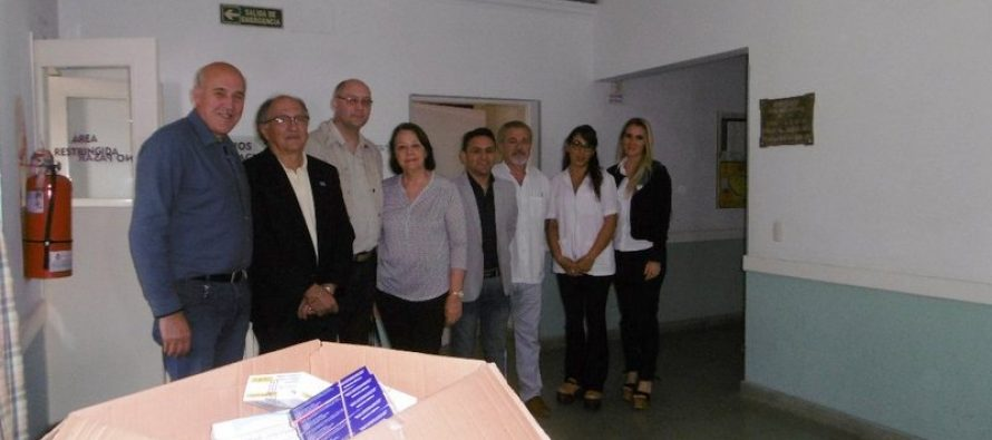 El Rotary Club donó medicamentos al Hospital Diego Montoya