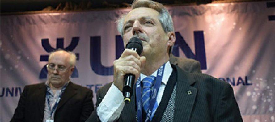 El varillense Héctor Aiassa es el nuevo rector de la Universidad Tecnológica Nacional