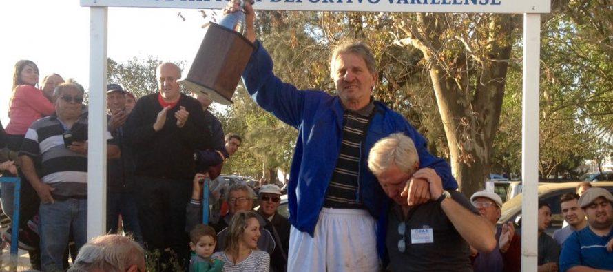 """Blas"" ganó la carrera principal del Torneo Nacional de Adultos"