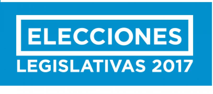 Resultados oficiales de la elección legislativa en nuestra ciudad.