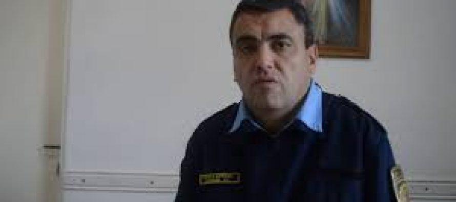 Para el Comisario Rodríguez, el nivel de delitos ha disminuido  de mayo a la fecha