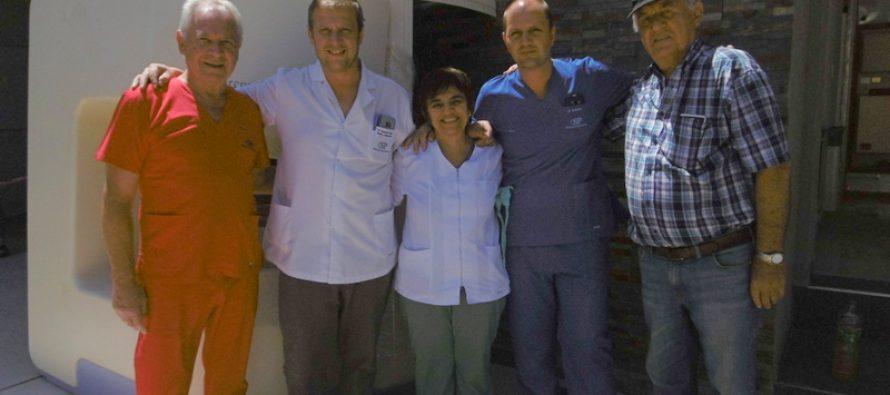 El Sanatorio Policlínico incorporó moderno equipamiento