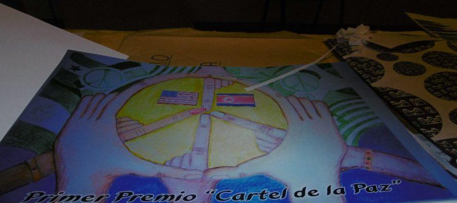 Certamen Cartel de la Paz del Club de Leones