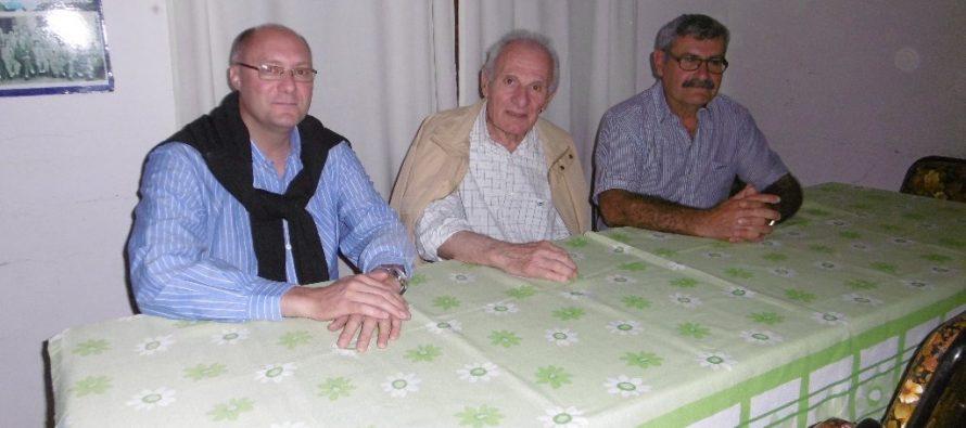 El Rotary Club distinguió a Antonio Rosetto