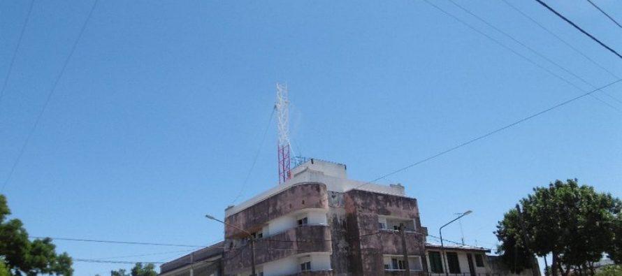 Labraron acta a instaladores de una antena de Telefonía Celular