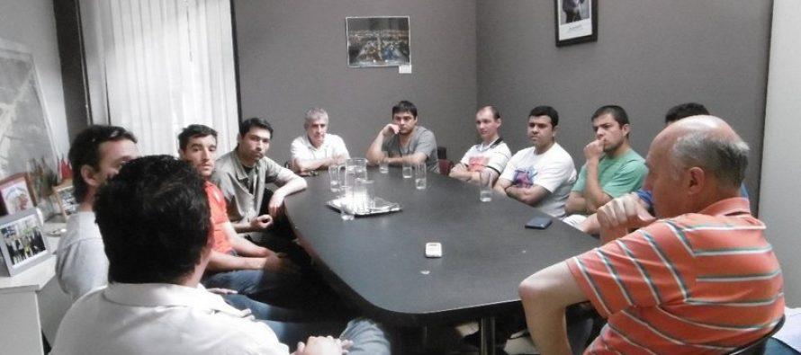 Chiocarello recibió a trabajadores de La Serenísima