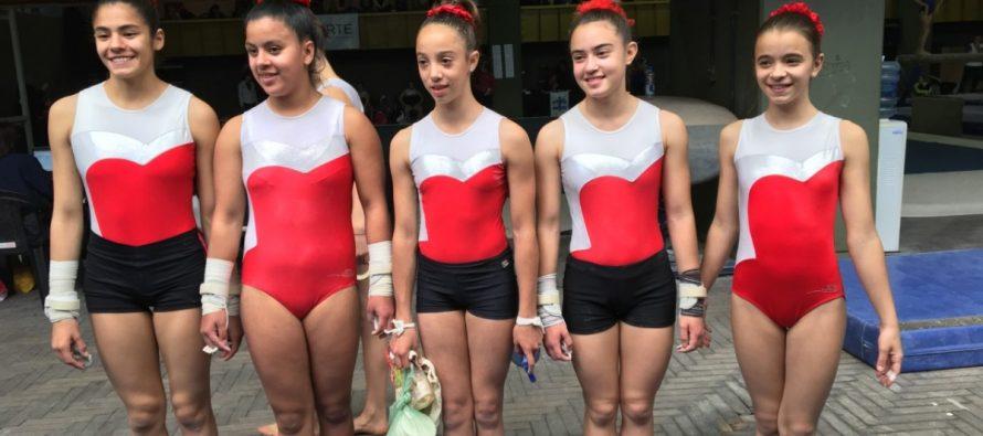 Destacada actuación de Ariela Arriaga en un torneo nacional