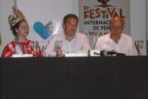 Presentaron en la Casa de la Cultura el Festival de Villa María 2018