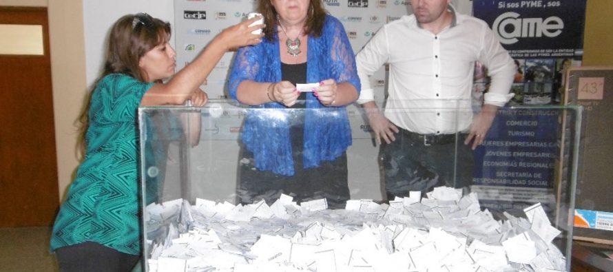 Dalma Camusso fue la ganadora del concurso Navidad Feliz