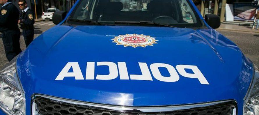 En espectacular operativo policial detuvieron a peligrosos sujetos