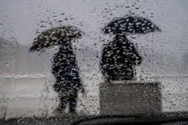 Escasas precipitaciones se registraron  en la región