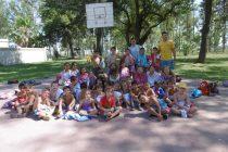 Escuela Municipal de Verano a full.