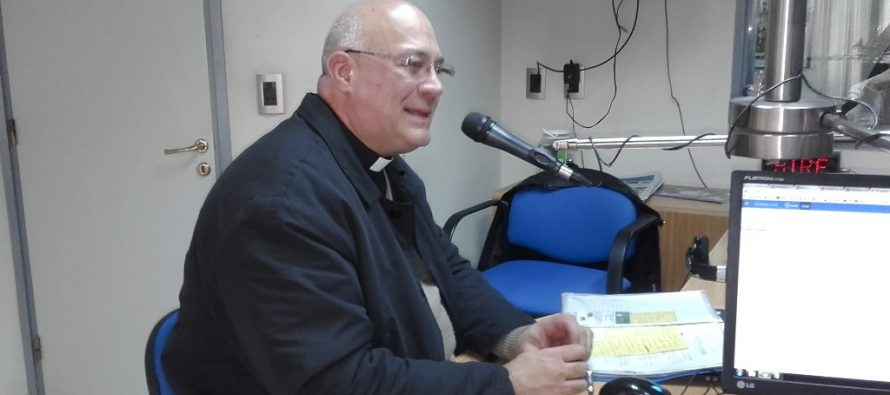 """""""En Las Varillas hay una persona habilitada para ser diácono"""", dijo Monseñor Cavallo"""