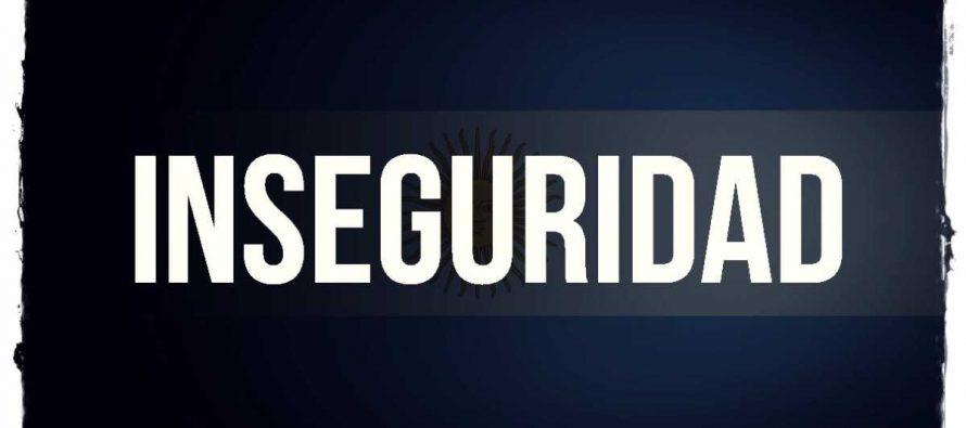 """Inseguridad: """"Lo feo es saber que estás controlado"""", expresó una víctima de un robo"""