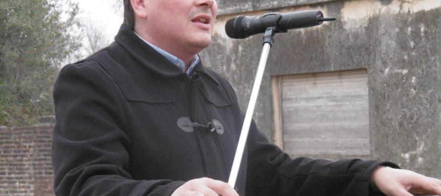 Procedimiento en campamento gitano: aclaración del Secretario de Gobierno