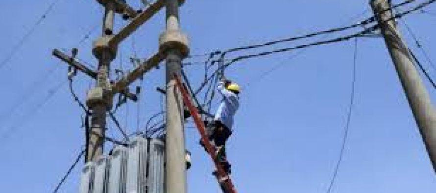 Cortan la luz el sábado de 13 a 16 en el Sector Industrial