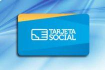 Tarjeta Social: acreditan $100 extras, pero deben gastarse antes de fin de mes
