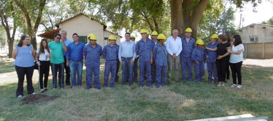Anunciaron el inicio de la obra de la Oficina Municipal de Empleo