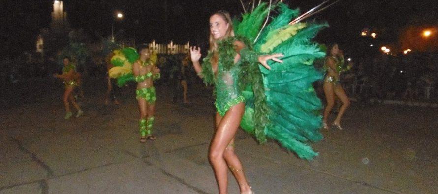Noche de Carnaval en Las Varillas