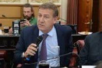 Para el legislador Arduh, el discurso de Schiaretti fue repetitivo y sin autocrítica