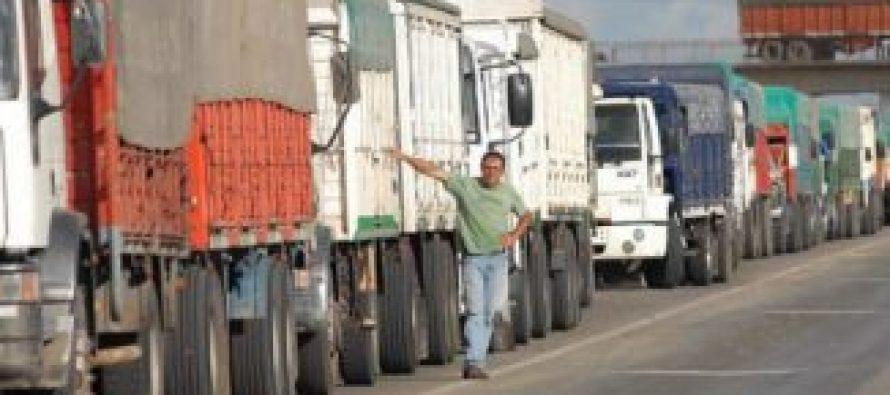 Federación Agraria no se ha pronunciado sobre el conflicto de camioneros