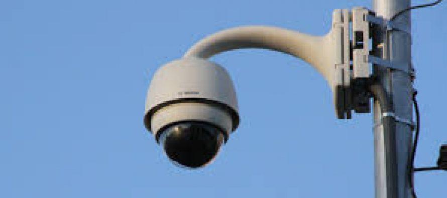 Instalarán más Cámaras de Seguridad en distintos sectores de la ciudad