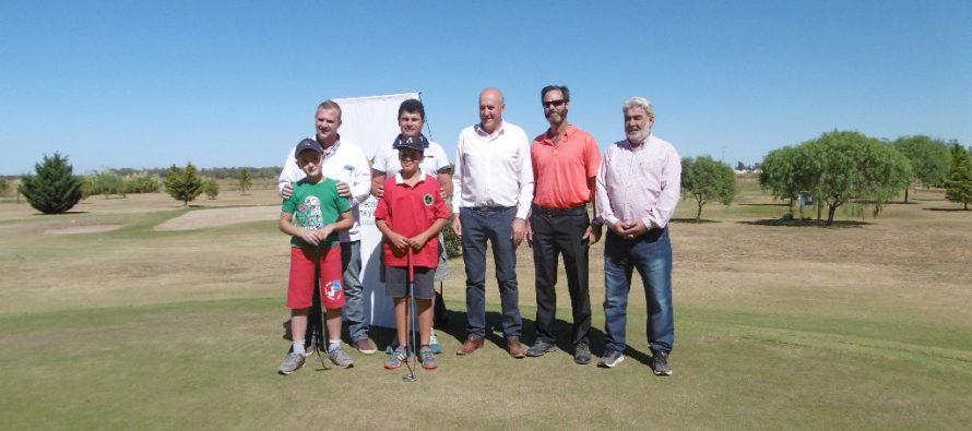 Inauguraron la Escuela Municipal de Golf