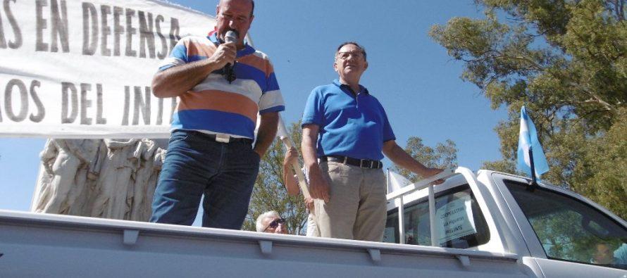 """Marcha Cooperativa: """"No venimos a pelear, sino a buscar igualdad de condiciones"""", manifestó el presidente  de FACE"""