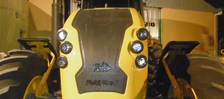 Nuevo  equipamiento para el Consorcio Caminero N° 98