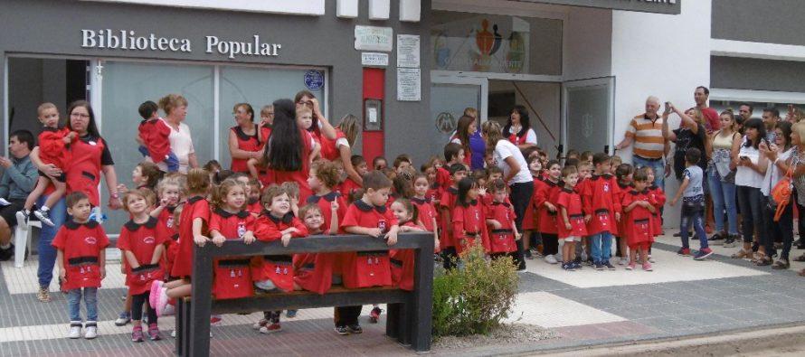 Empezaron las clases en el Instituto Privado Almafuerte e inauguraron nueva sala